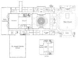 catholic church floor plan designs home facilities st joseph catholic church