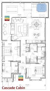 marvelous 1 bedroom cabin floor plans 2 ccv cabin flrplan png