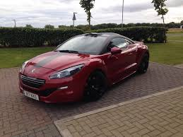 peugeot rcz inside peugeot rcz r 270bhp in seaton delaval tyne and wear gumtree