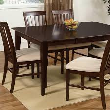 42 Dining Table Shaker 60 X 42 Dining Table W Butterfly Leaf Extension Dcg Stores
