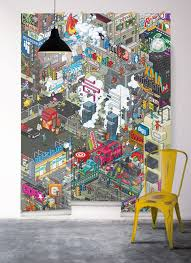 papier peint chambre ado york frise murale york avec cuisine papier peint york manhattan