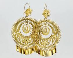 folklorico earrings chicana fashion etsy