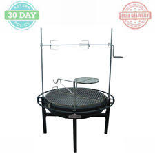 fire pit cooking grate fire pit grill outdoor round metal cooking grate campfire