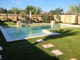 pools u0026 spas gallery custom inground pools in houston