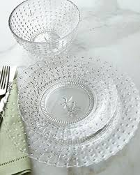 Glass Buffet Plates by Designer Dinnerware At Neiman Marcus