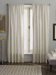 target bedroom curtains the subtle detail and neutral color in these nate berkus window