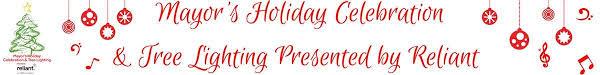 mayor u0027s holiday celebration