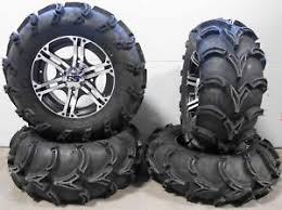 itp mud light tires itp ss212 14 wheels machined 28 mud lite xl tires polaris ranger