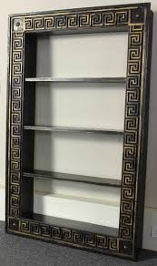 federal style hanging bookcase comer u0026 co