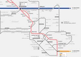 Atlanta Streetcar Map Transit Maps