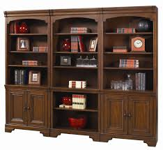 Narrow Bookcase With Doors by Office Bookcase Ashland Home Office Bookcase Value City Furniture