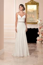 206 best gowns with straps images on pinterest wedding dressses
