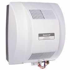 honeywell powered flow through whole house humidifier he360a the