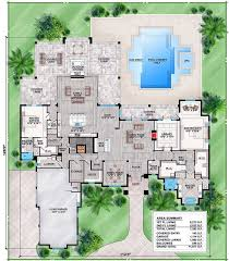 luxury home plans with elevators 686 best house plans luxury images on arquitetura