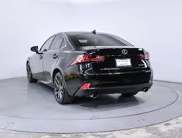 lexus is 350 f sport for sale used used 2014 lexus is 350 f sport sedan for sale in miami fl 85502