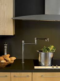 Kitchen Pot Filler Faucets by Bath4all Hansgrohe 04060860 Steel Optik Allegro E Pot Filler