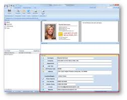 business card exle how to export business cards from cardminder to microsoft excel