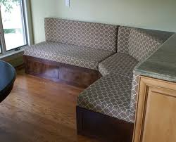 Upholstered Banquettes 273 Best Decorate Banquette Stools U0026 Ottomans Images On Pinterest