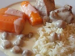 cuisiner une blanquette de veau blanquette de veau