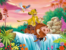 lion king cartoons wallpapers