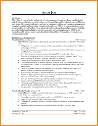 100 real estate broker resume john kennedy resume order