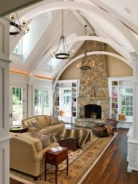 How To Decorate A Stone by Ideas How To Decorate A Room With A Vaulted Cathedral Ceiling