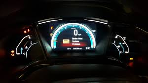 honda crv dashboard lights tried disabling drl lights and now i have dash errors that wont go