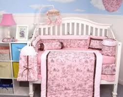 Pink Brown Crib Bedding Pink And Brown Baby Bedding Crib Nursery Sets Save 50 Baby