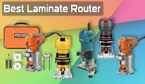 best laminate router review and buying guide