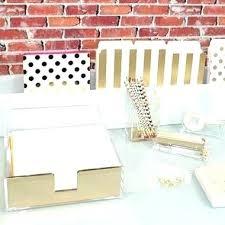 kate spade desk clock kate spade desk accessories spade desk accessories spade acrylic