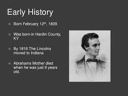 biography of abraham lincoln download abraham lincoln ppt 2
