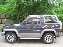 daihatsu rocky engine 1995 daihatsu rocky photos 1 6 gasoline automatic for sale