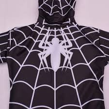 black suit halloween aliexpress com buy kids black spider man costume spiderman 3