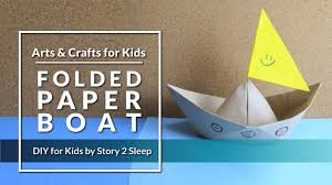 inspire your kids creativity with fun arts and crafts folded
