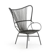 chaise de jardin chaise fauteuil banc de jardin la redoute