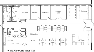 floor plan design floor plan design for coworking space architecture lay out