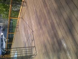 cedar deck stain failure sand or strip painting diy