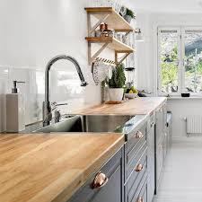 changer le plan de travail d une cuisine relooker une cuisine 8 astuces ooreka