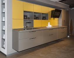 Grey Kitchens by Modern Yellow And Grey Kitchen Video And Photos Madlonsbigbear Com