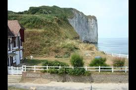 chambre d hote vue mer normandie gîte au bord de la plage proche d etretat en normandie location