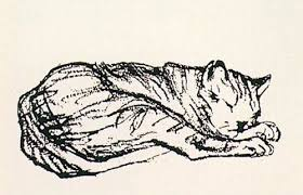 franz marc 1880 1916 german the great cat