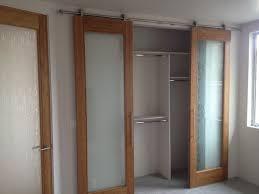 Closet Doors Barn Style Bamboo Door On Barn Door Style Hardware