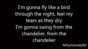 Swing From The Chandelier Chandelier Ideas