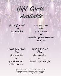 gift card purchase online free gift with gift card purchase brow to toe waxing and skin