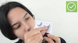 How Long Can You Wear False Eyelashes 4 Ways To Take Off False Eyelashes Wikihow