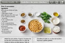 astuces cuisine rapide app store gratuit cuisine visuelle simple rapide et délicieux