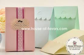 favor bag scalloped party favor bag as low as rm0 60 paper boxes plain