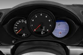 Porsche Boxster Base - 2017 porsche 718 boxster gauges interior photo automotive com