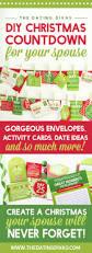 christmas countdown printable packs printing december and holidays