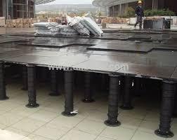Pedestal Foundation Height Adjustable Raised Stone Foundation Floor Pedestal Buy